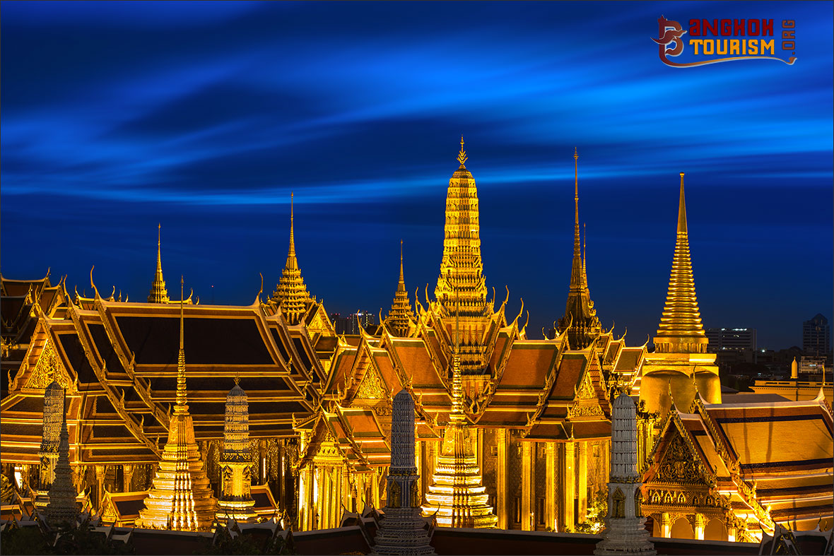 Bangkok Attraction - Wat Phra Keaw